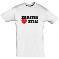 Mama loves me T shirt #giftideas