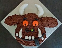Twin Birthday Cakes, 2nd Birthday, Lola Cupcakes, Gruffalo Party, Bithday Cake, Biscuits, Cake Pictures, Creative Cakes, Party Cakes