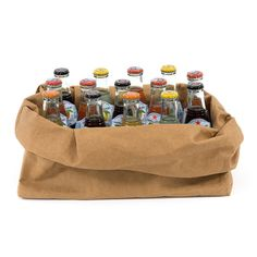 Our new Vassoio tray has a firm base to make it a little more sturdey Paper Storage, Bag Storage, Tapas, Paper Tray, Paper Bags, Bread Bags, London Life, Paper Shopping Bag, Brown