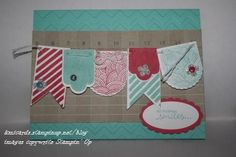 Petite Hearts a Flutter by karennits - Cards and Paper Crafts at Splitcoaststampers