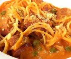 Receta: Spaguettis con salchichas locas - Recetas - Estilo de Vida | Teletica