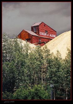 Mine - Central City CO 2000 by the Gallopping Geezer, via Flickr