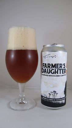 Chatham Farmer's Daughter (Specialty Grain) Plenty of amber malts through the entire first half. Lightly sweet, a bit of toasty character. I really don't get much in the way of distinctive rye flavor, though. No spicy sensation, but a mild bready flavor. The hops are dull; a bit of a dry spiciness at first, but they fade and homogenize quickly. At only 49 IBUs, this is not what I would consider an IPA. Overall, the taste is fine and enjoyable, but nothing amazing.