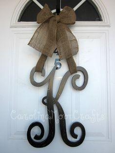 letras para puerta