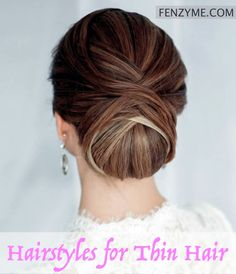 Hairstyles for Thin Hair15