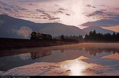 RailPictures.Net Photo: unknown Burlington Northern Santa Fe GE C44-9W (Dash 9-44CW) at Trout Creek, Montana by Bill Edgar