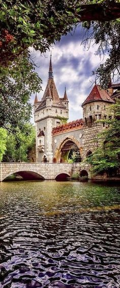 Vajdahunyad Castle, Budapest, Hungary - Explore the World with Travel Nerd Nici, one Country at a Time. http://travelnerdnici.com