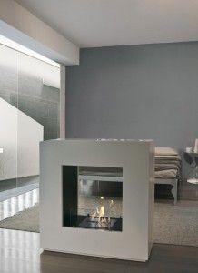 Caminetto al Bioetanolo Boheme MaisonFire - Angolo Design