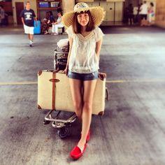 空港着いて。の画像 | 紗栄子(Saeko) オフィシャルブログ Powered by Ame…