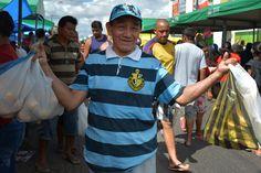 Prefeitura de Boa Vista, população aprova padronização da feira do garimpeiro #pmbv #prefeituraboavista #roraima #boavista #feiragarimpeiro