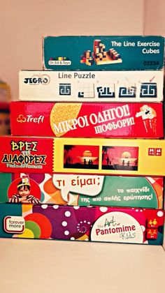 Puzzle cubes, table games, fun and motivation games to work on improving skills  !!!   Maria Pour.  O.T. <3