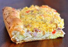 ham egg cheese bake