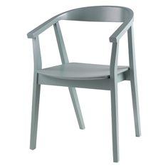 Sedia in legno con linee semplici e design unico. Disponibile in quattro tonalità di colore che forniscono un tocco elegante e classico a tutta la stanza. Perfetta per la casa o per un ristorante, combinata con l'arredamento giusto si adatta a tutti i tipi di stili, dal classico al moderno.Ordine minimo 2 pezzi.  Dimensioni:56 X 48 X 75cm