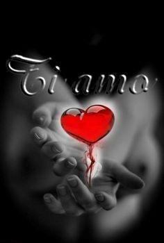Ti Amo Il Mio Cuore Foto Ti Amo Amore Mio Immagine Pensieri D