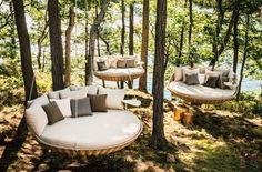 balancelle balancelles pinterest balancelle et dossier. Black Bedroom Furniture Sets. Home Design Ideas