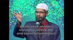 Allah bizi neden imtihan ediyor? Dr. Zakir Naik