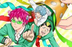 Anunciado el anime de Saiki Kusuo no Psi Nan