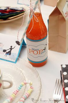 Sugar Bean Bakers: {Mary Poppins Party}
