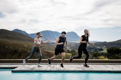 Take your morning yoga/exercise routine to a whole new level with Bona Dea Private Estate's Award Winning Views. Book your stay now! 📷 :@alexandersmithphoto #BonaDeaPrivateEstate #AwardWinningViews #PicturePerfect