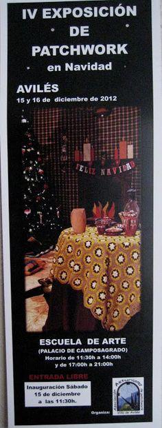 IV Exposición de Patchwork en Navidad