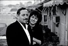 Tennessee Williams & Anna Magnani