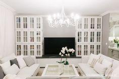 Condo Living, Living Room, Hgtv, My Dream Home, Family Room, House, Inspiration, Blog, Home Decor