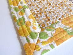 The Haby Goddess: How to sew an easy mitred corner