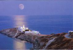 Sifnos Island, Greece