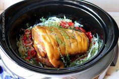 My Recipes, Crock Pot, Slow Cooker, Pork, Turkey, Meat, Kale Stir Fry, Turkey Country, Crockpot