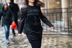 Paris Men's Fashion Week Street Style Day 5 - The Best Looks from Paris Men's Fashion Week Spring 2015 Street Style   W Magazine