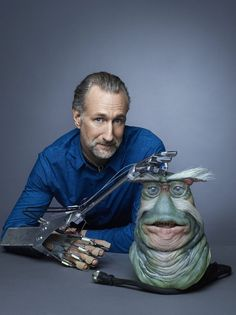 Jim Henson's Creature Shop Challenge' cast photos: Brian Henson