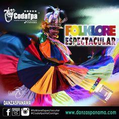 Este mes de julio nuestro folklore será #Espectacular porque #CodafpaVaContigo esperen más de nuestras promociones y siganos en nuestras redes sociales www.danzaspanama.com