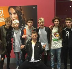 New Hope Club with The Tide