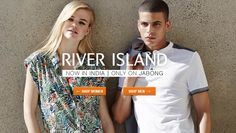 Exclusive Jabong Shopping Deal: The great brand from Great Britain aka River Island