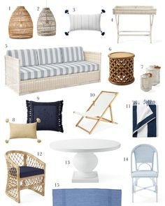 Add a Coastal Touch to Every Room in Your House