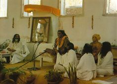 Tatwalababa, who lived in a cave in the Himalayas, came to speak to our Teacher Training Course with Maharishi in Rishikesh, India in 1969 - My memory is Tatwalababa spoke for 4 hours, only on the concept of the Absolute.  Never had I met any person in American culture who had that perspective and depth of knowledge