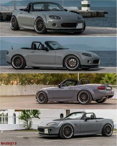My Dream Car, Dream Cars, Mx5 Nc, Mx5 Mazda, Mazda Roadster, Import Cars, Modified Cars, Jdm Cars, Peugeot