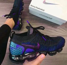 Tenis shoes - Nike Air VaporMax Henry Chadwicks for Sale in Indianapolis, IN Nike Air Max, Nike Air Shoes, Nike Tennis Shoes, Cute Sneakers, Shoes Sneakers, Sneaker Heels, Women's Shoes, Souliers Nike, Basket Style