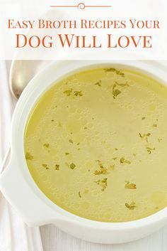 Bone broth is a miracle food for dogs. A quick and inexpensive grocery-shopping trip will give you all you need to make a nutrient rich meal for your dogs that has several benefits.