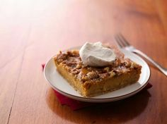 Macadamia-Maple Sticky Bars   Recipe   Bar, Martha stewart and Recipe