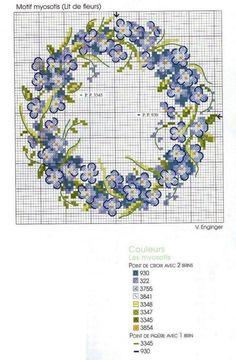 Gallery.ru / Фото #7 - схема на 1 лист - irinika