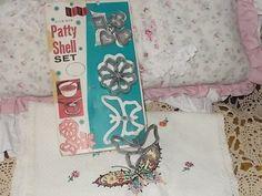 Patty Shell Set Aluminum ,Vintage Kitchen Tools,Vintage Kitchen. by Daysgonebytreasures on Etsy