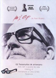 100 % CEF [Videogravación] / un documental escrito e dirixido por Aser Álvarez ; [coordinación, Plácido Romero ; realización e dirección de fotografía, Alfonso V. Cortizo ; produción de Arrianos e Asombra]