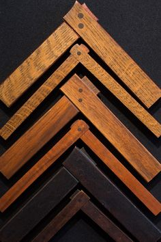 Locally made corner and tenon frames. Available in walnut or quarter sawn oak. Craftsman Frames, Craftsman Decor, Craftsman Furniture, Craftsman Interior, Oak Picture Frames, Frames On Wall, Wooden Frames, Arts And Crafts Interiors, Arts And Crafts Furniture