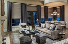 Bankston May Associates is an award-winning interior design firm based in Houston. Specialized in luxury residential and commercial designs. Trendy Furniture, Luxury Furniture, Furniture Design, Modern Lounge, Modern Room, Luxury Dining Room, Luxury Living, Attic Living Rooms, Best Interior