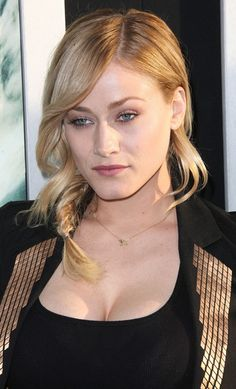Olivia Taylor Dudley Long Braided Hairstyle gilberteslei96