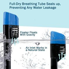 See More with Larger Viewing Area, for Free Breathe Prevents Gag Reflex with Tubeless Design Gag Reflex, Full Face Snorkel Mask, Snorkeling, Gopro, Diving, Breathe, Outdoors, Amazon, Sports