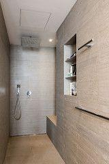 Duchal   Proyecto de reforma Loft Barcelona   Standal #reformaintegral #reformas #Standal #loft #baño #duchas