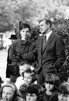 Audrey Hepburn in Charade (1963)