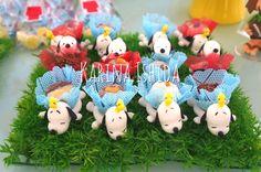 Porta doces para decorar a mesa, serve como lembrança para os convidados levarem e vao adorar..